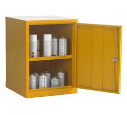 Flammable Liquids Cabinet single door 609mm high