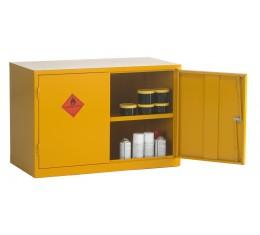 Flammable Liquids Cabinet 2 door 609mmH X  915mmW