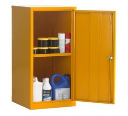 Flammable Liquids Cabinet single door 915mm high