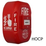 Howler Site Alarm -  Call Point Switch
