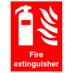 Fire Safety Small Business Sign Pack