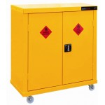 Safestor Mobile Cupboard  900x460x1040 HMC2