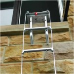 X-IT Semi-rigid Fire Escape Ladder