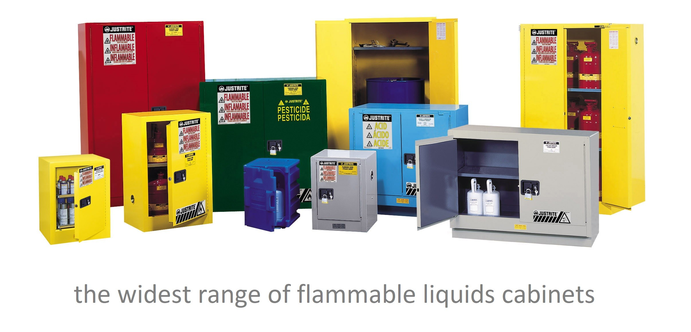 flammable liquids cabinets